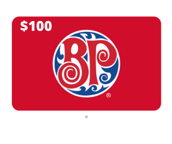 Win a $100 Gift Card from Boston Pizza