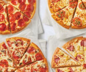 Pizza Hut: $10 Medium Pizza