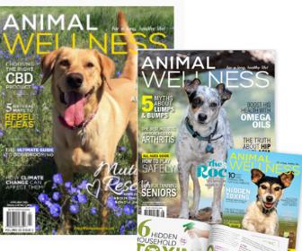 Free Digital Issue of Animal Wellness Magazine