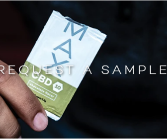 Free Sample of CBD oil