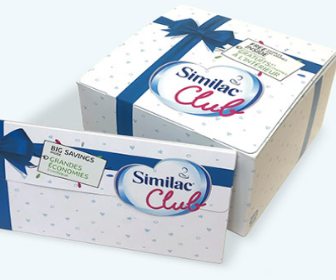 Free Baby Samples with Similac Club