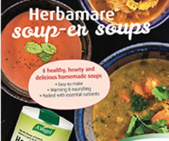 Herbamare Soups Free E-Book