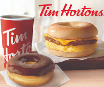 Tim Hortons Coupons