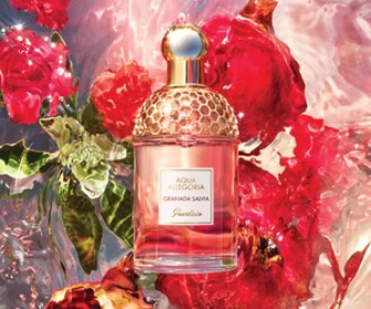 Free Sample of Guerlain Perfume