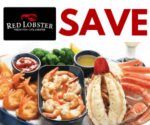 Red Lobster Coupons: 10% Off