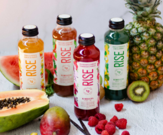 Rise Kombucha Coupon