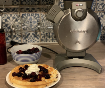 Win a Cuisinart Waffle Maker from Best Buy