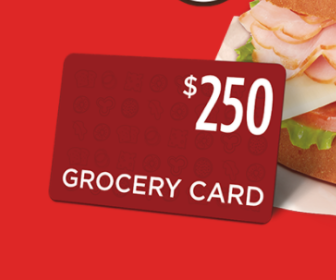 Win a $250 Gift Card from Dempster's