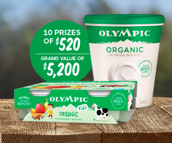 Win 1 Year of Olympic Yogurt