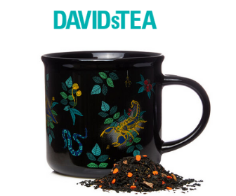 Win a Pumpkin Set from David's Tea