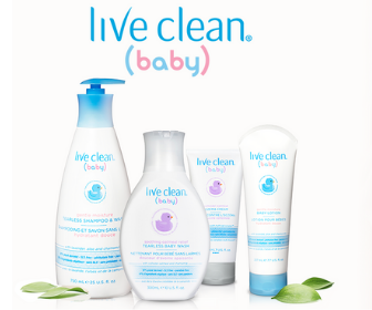 Live Clean Baby Coupons