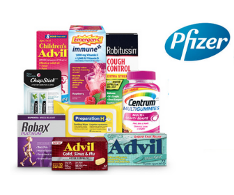 Pfizer Brand Coupons