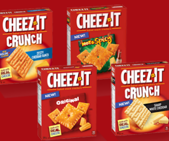 Cheez-It Coupon