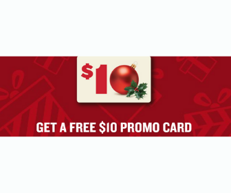 Boston Pizza Free PROMO Card