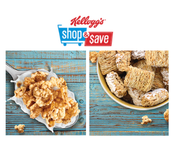 Kellogg's New Coupons