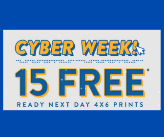 Free 4×6 Prints from Walmart