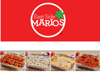 Save 10% off your order at East Side Marios