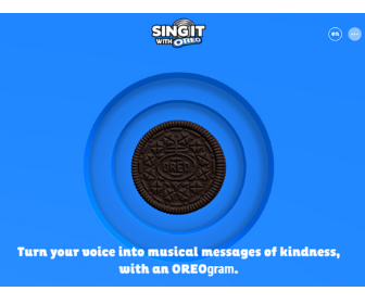 Win a Trip from Oreo