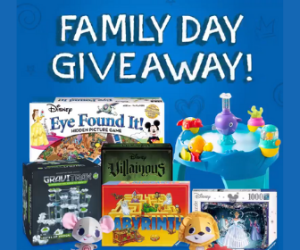 Family Day Giveaway from Toys R Us!