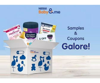 Free Nestle Ready for Baby Pack