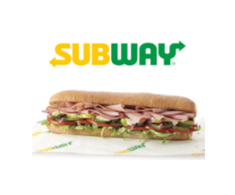 Subway: Buy 2 Footlong and Get 1 Free