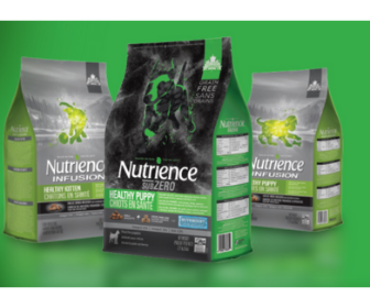 Dog & Cat Food FREE Samples from Nutrience