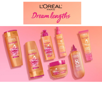 L'oreal: Win Haircare Products