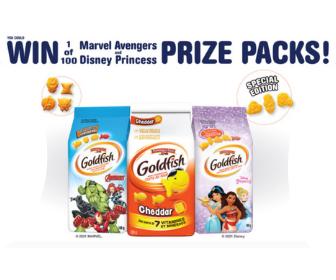 Win a Disney Prize Pack from Pepperidge Farm