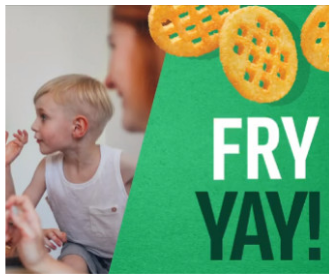 Win an Air fryer and Products from Cavendish Farms
