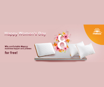 Women's Day Contest from Maxzzz