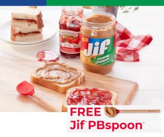 FREE Jif PB Spoon