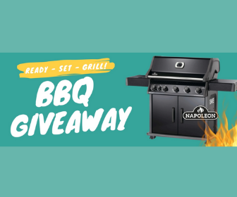 Win a BBQ from Leon's