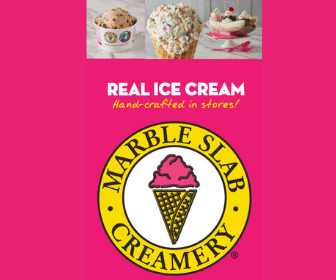 Free Marble Slab Creamery Coupons