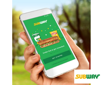 Subway Mobile Coupons