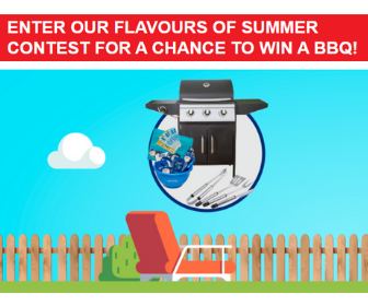 Win Prize Packs from Burnbrae Farms