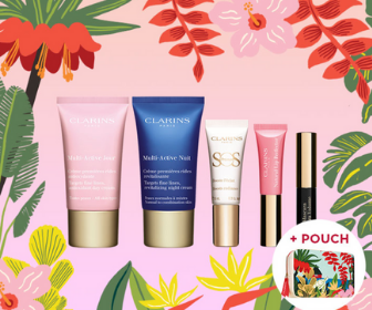 Clarins Canada Free Gift With Purchase