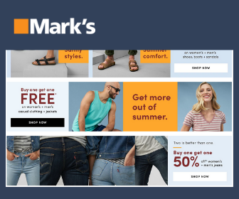 Coupons from Mark's