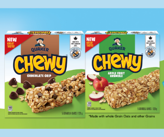 Quaker Chewy Granola Bars Free Sample