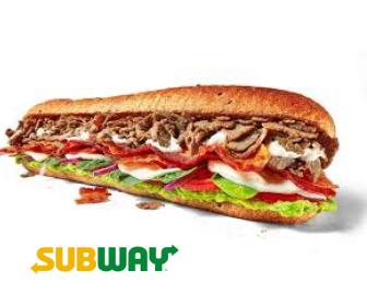 Subway: $2.00 Off Any Footlong Sandwich