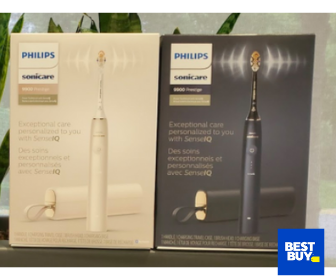 Win a Toothbrush from Best Buy