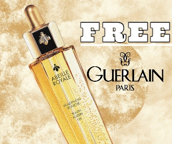 Free Sample Of Guerlain Abeille Royale Advanced Youth Watery Oil