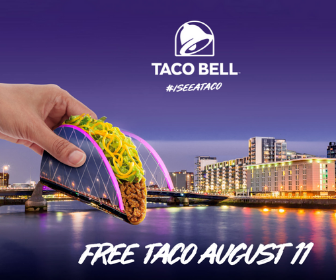 Free Taco from Taco Bell