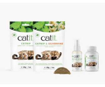 Try and Test Catit Catnip