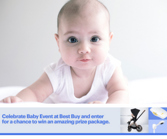 Win a Baby Prize Pack from Best Buy