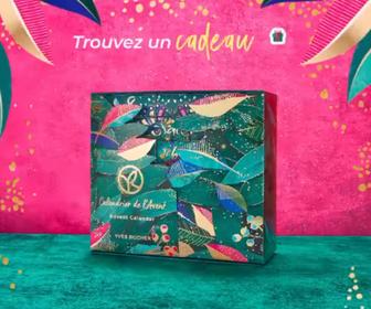 Win an Advent Calendar from Yves Rocher