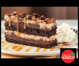 East Side Mario's: Free Dessert with Purchase