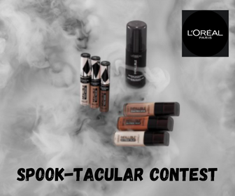 Win a L'Oreal Prize Pack