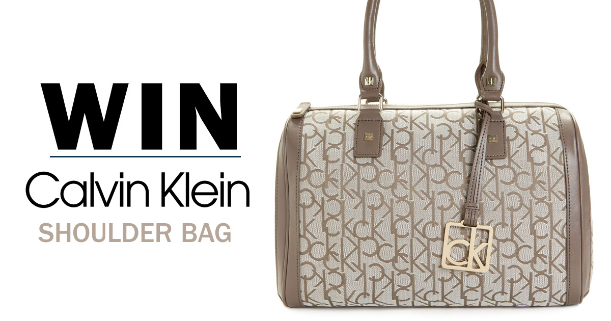 Win A Calvin Klein Bag Members Only Prize Draw Freebies Com