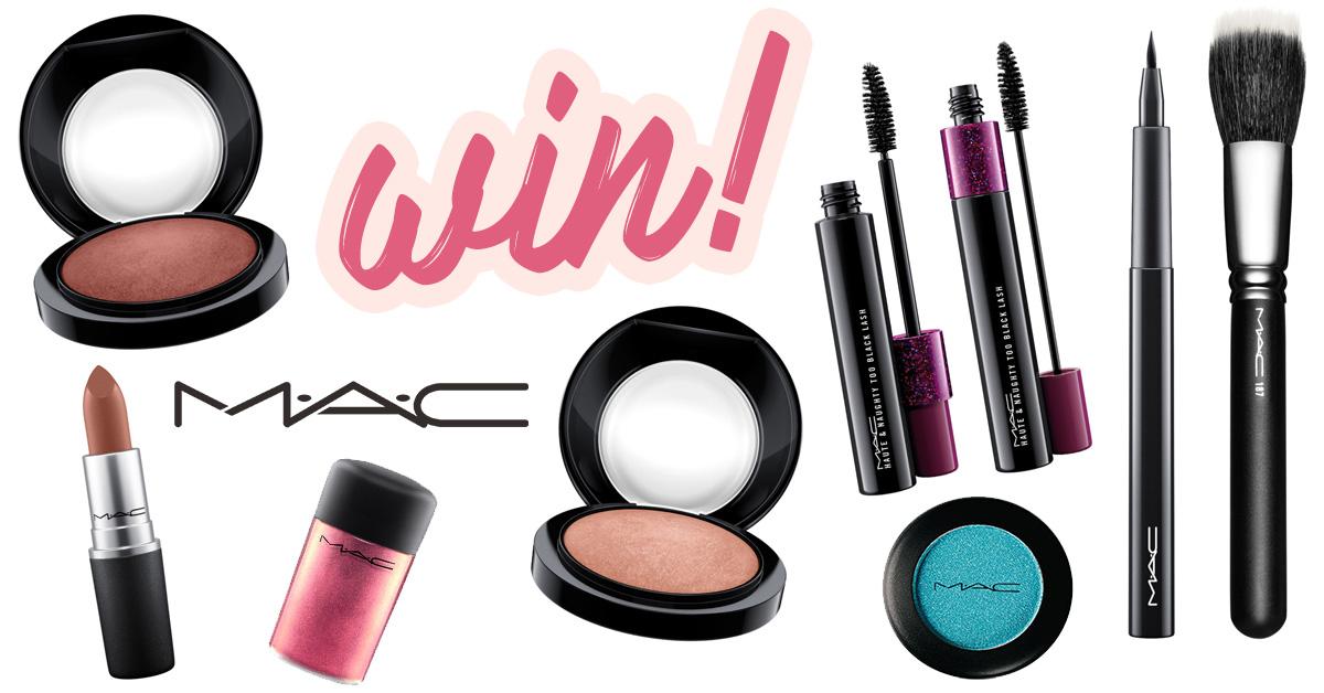 Win MAC Makeup