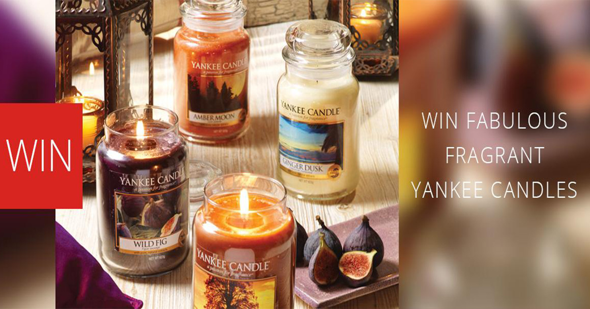 Win Yankee Candles